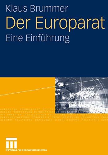 9783531157108: Der Europarat: Eine Einführung