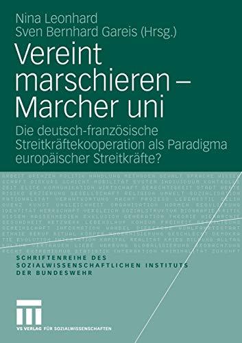 Vereint marschieren - Marcher uni: Sven Gareis