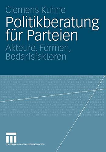 Politikberatung für Parteien: Clemens Kuhne