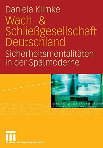 Wach- & Schließgesellschaft Deutschland: Daniela Klimke