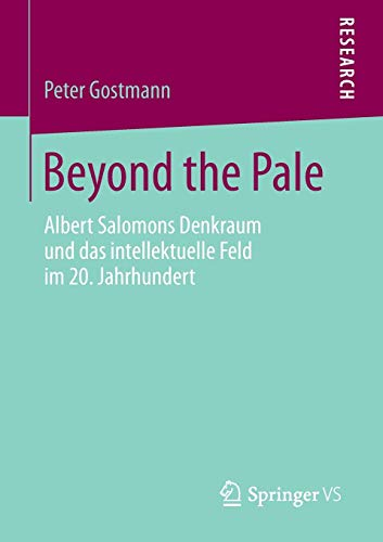 Beyond the Pale: Peter Gostmann