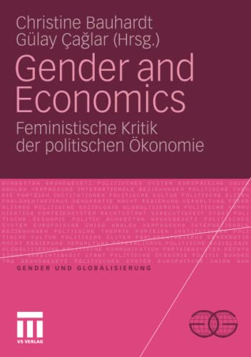 Gender and Economics: Christine Bauhardt