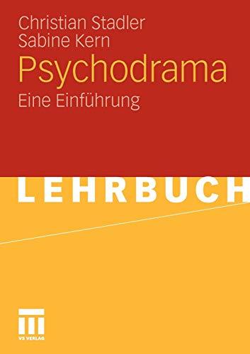 9783531165394: Psychodrama: Eine Einführung (German Edition)