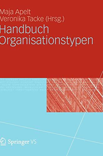 Handbuch Organisationstypen
