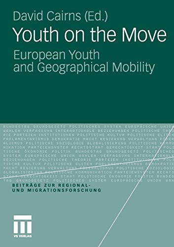 Youth on the move : European youth and geographical mobility.