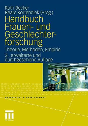 Handbuch Frauen- und Geschlechterforschung: Theorie, Methoden, Empirie (Geschlecht und Gesellschaft, 35) (German Edition)