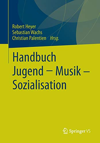 9783531173269: Handbuch Jugend - Musik - Sozialisation