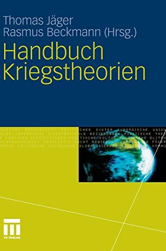 9783531179339: Handbuch Kriegstheorien