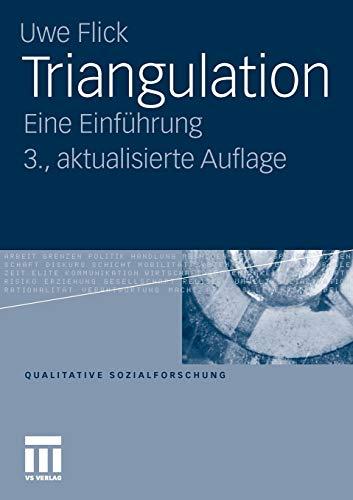 9783531181257: Triangulation: Eine Einführung (Qualitative Sozialforschung) (German Edition)