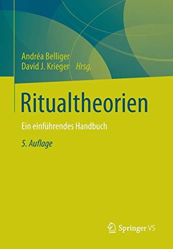 9783531194998: Ritualtheorien: Ein einführendes Handbuch