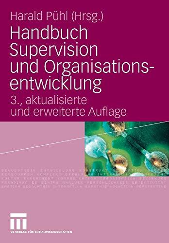 Handbuch Supervision und Organisationsentwicklung (German Edition): VS Verlag für ...