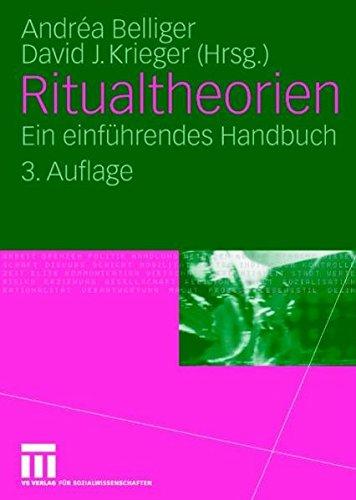 9783531432380: Ritualtheorien. Ein einführendes Handbuch
