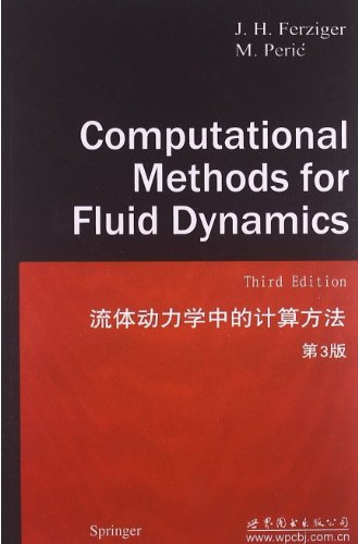 9783533420743: Computational Methods for Fluid Dynamics