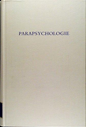 9783534006281: Parapsychologie: Entwicklung, Ergebnisse, Probleme (Wege der Forschung)