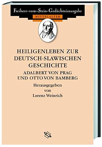 Heiligenleben zur deutsch-slawischen Geschichte: Lorenz Weinrich
