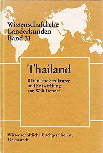 9783534027798: Thailand [Turtleback] by Wolf Donner