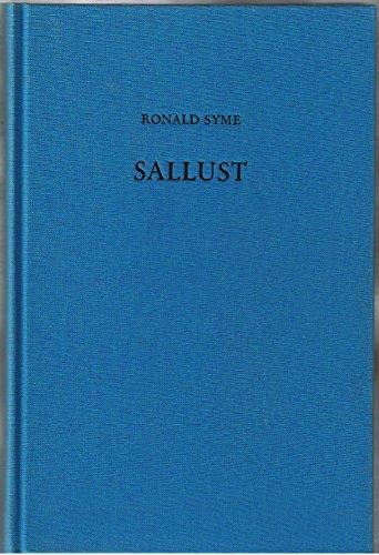 9783534043552: Sallust