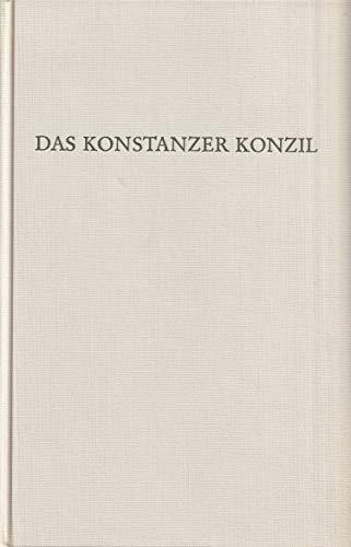 9783534064045: Das Konstanzer Konzil (Wege der Forschung ; Bd. 415) (German Edition)
