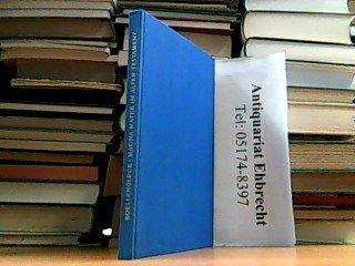 9783534066957: Magna Mater im Alten Testament: Eine psychoanalytische Untersuchung