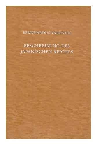 9783534068913: Descriptio regni Japoniae [Iaponiae] =: Beschreibung des japanischen Reiches (German Edition)