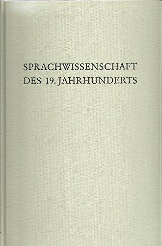 9783534069491: Sprachwissenschaft des 19. Jahrhunderts (Wege der Forschung)