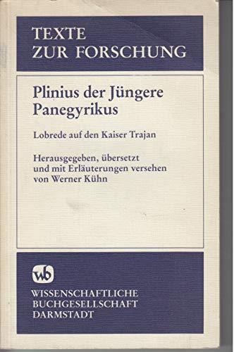 Briefe / Epistularum libri decem. Lateinisch-deutsch ed. Helmut Kasten.