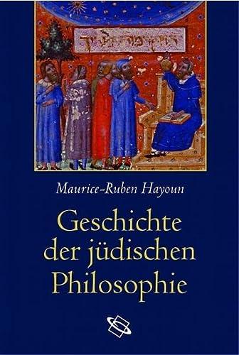 Geschichte der jüdischen Philosophie: Maurice-Ruben Hayoun