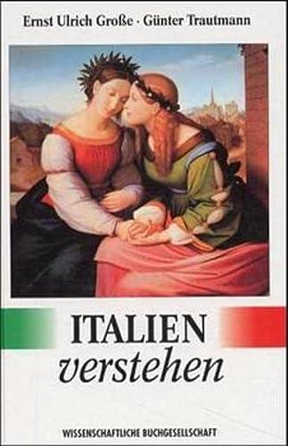 9783534112708: Italien verstehen