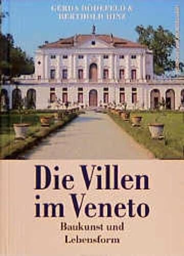 9783534133727: Die Villen im Veneto: Baukunst und Lebensform (German Edition)