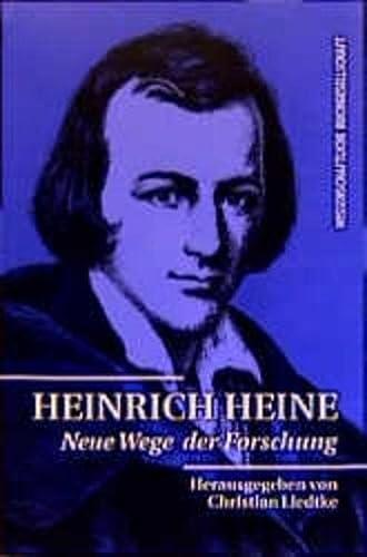 9783534144662: Heinrich Heine