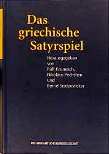 Das griechische Satyrspiel: Ralf Krumeich