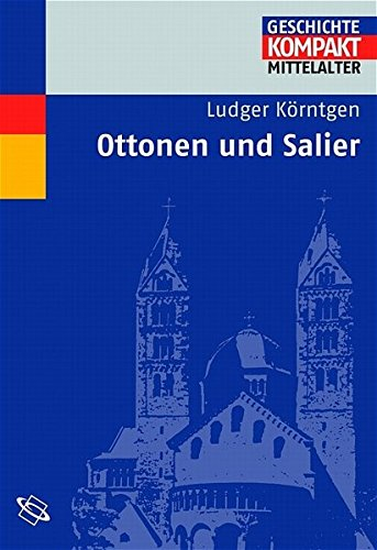 9783534151868: Ottonen und Salier