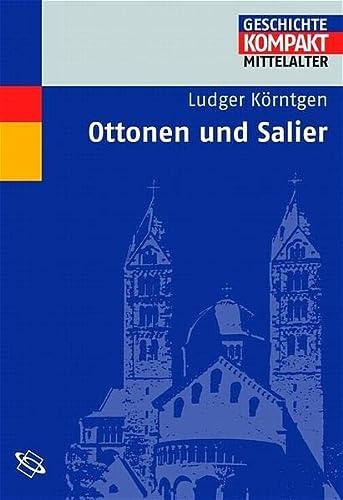 9783534151868: Ottonen und Salier.
