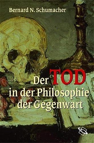 9783534154036: Der Tod in der Philosophie der Gegenwart