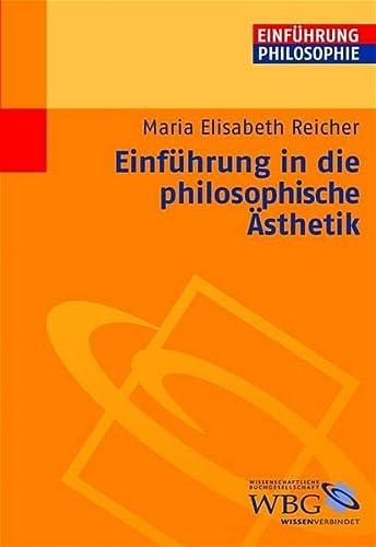 9783534154692: Einführung in die Philosophische Ästhetik