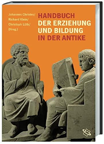 9783534158874: Handbuch der Bildung und Erziehung in der Antike