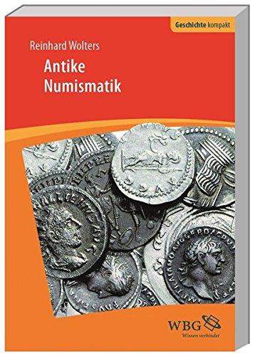 9783534158959: Antike Numismatik