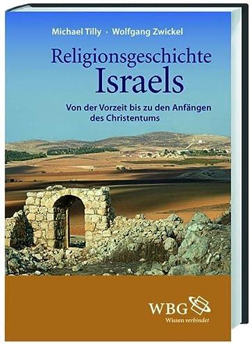 9783534159277: Religionsgeschichte Israels: Von der Vorzeit bis zu den Anfängen des Christentums