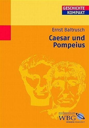 9783534164905: Caesar und Pompeius