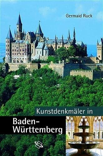 9783534166350: Kunstdenkmäler in Baden-Württemberg