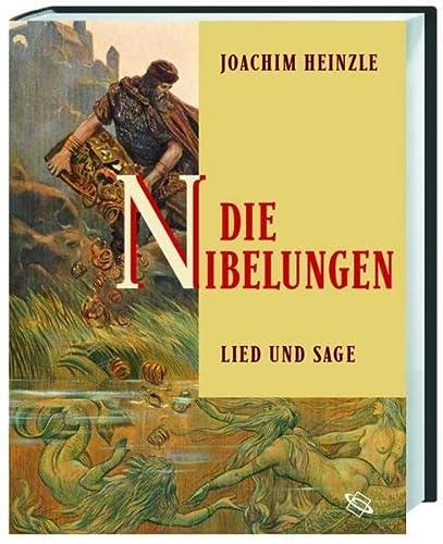 9783534174973: Die Nibelungen