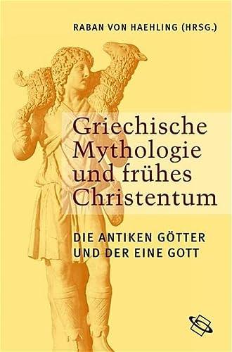 9783534185283: griechische_mythologie_und_fruhes_christentum