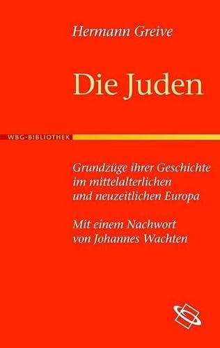 Die Juden: Hermann Greive