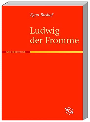 9783534189793: Ludwig der Fromme