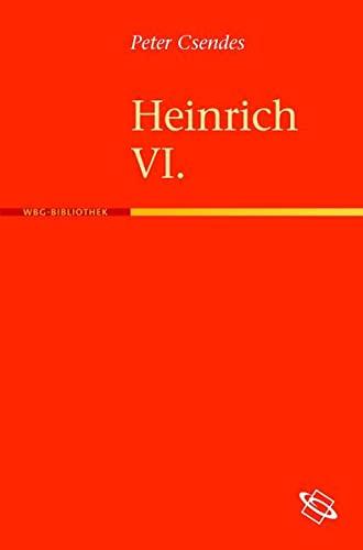 Heinrich VI.: Peter Csendes