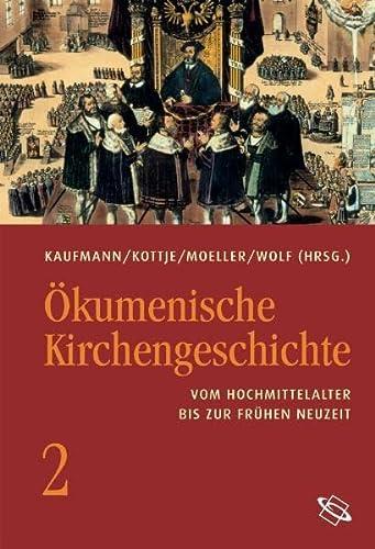 Ökumenische Kirchengeschichte 02: Thomas Kaufmann