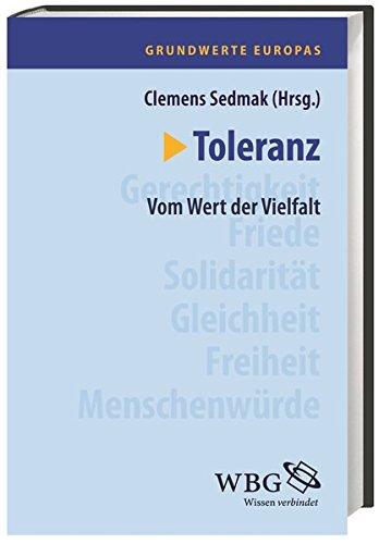 Toleranz: Clemens Sedmak