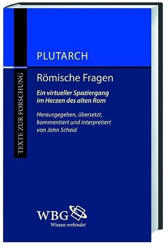 Römische Fragen: Plutarch