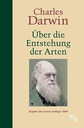 9783534219476: Über die Entstehung der Arten im Thier-und-Pflanzen-Reich durch natürliche Züchtung
