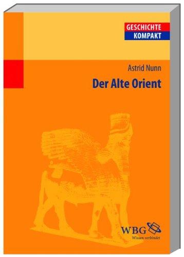 9783534219636: Der Alte Orient